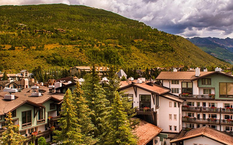 The Lodge at Vail luxury resort