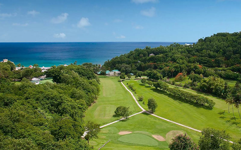 Caribbean Golf Resorts - The Travel Whisperer
