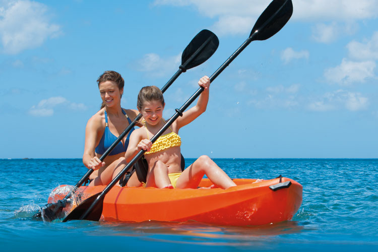 All inclusive resorts Mexico - Family Time