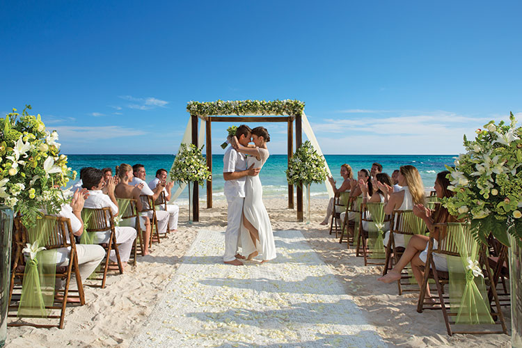 All inclusive resorts Mexico for weddings