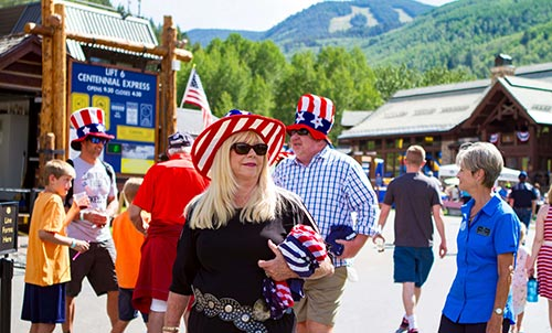 Fourth of July in the Mountains - The Travel Whisperer